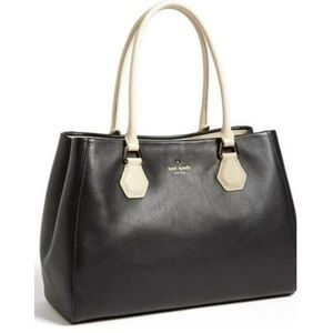 Kate Spade Catherine Street Wensley Leather Tote